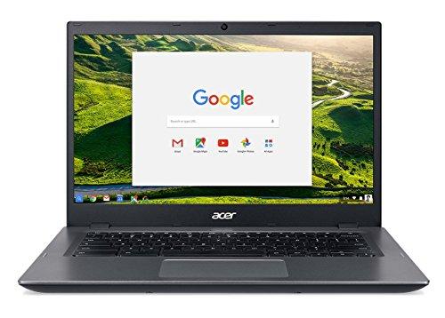 """Acer Chromebook for Work, 14"""" Full HD, Intel Core i3, 8GB Memory, 32GB  Storage, Google Chrome, CP5-471-312N,Black"""