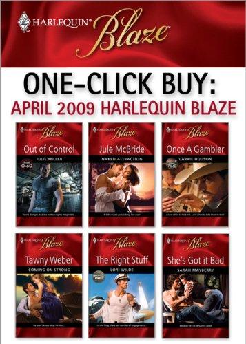 One-Click Buy: April 2009 Harlequin Blaze (English Edition)