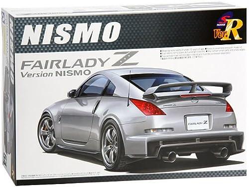 Aoshima 1 24 2007 Nissan Fairlady 350Z NISMO Verizon (japan import)