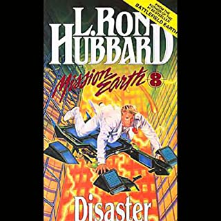 Disaster audiobook cover art