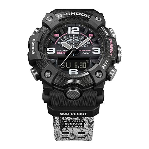 Burton X Casio G-Shock Mudmaster Limited Edition - Reloj de hombre Gg-B100btn-1aer