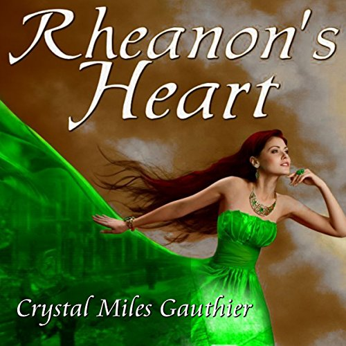 Rheanon's Heart audiobook cover art