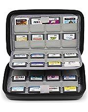 Sisma 64 Game Cards Hoesje Kaartenhouder voor Nintendo 3DS 2DS DS Gamekaarten Zwart