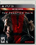 PS3 Metal Gear Solid V: The Phantom Pain