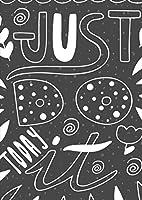igsticker ポスター ウォールステッカー シール式ステッカー 飾り 1030×1456㎜ B0 写真 フォト 壁 インテリア おしゃれ 剥がせる wall sticker poster 011138 英語 文字 水玉
