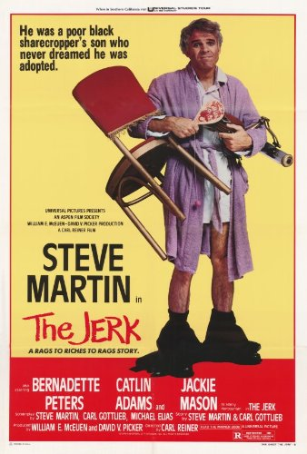The Jerk 27 x 40 Movie Poster - Style A
