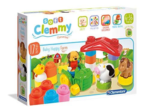 Clementoni 14954 Baby Happy Farm