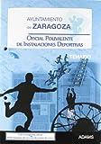 Oficial Polivalente de Instalaciones Deportivas, Ayuntamiento de Zaragoza. Temario