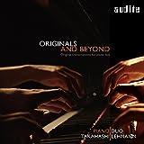 オリジナルと超越~作曲者自身による名作4手連弾編曲 /  ピアノ・デュオ・タカハシ/レーマン (Original and beyond / Piano Duo Takahashi Lehman) [CD] [Import] [日本語帯・解説付]