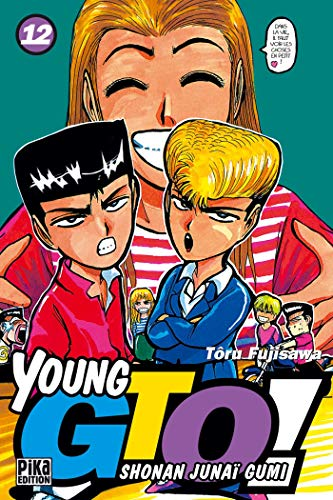 Young GTO !, Tome 12