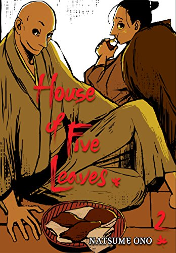 House of Five Leaves, Vol. 2 (2)