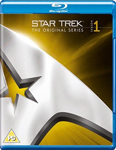 Star Trek - The Original Series - Series 1 - Complete [Blu-ray]