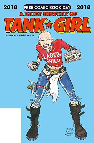 Tank Girl: Free Comic Book Day 2018