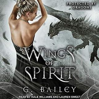 Page de couverture de Wings of Spirit