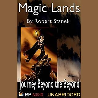 Magic Lands audiobook cover art