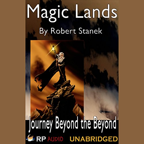 Magic Lands audiobook cover art