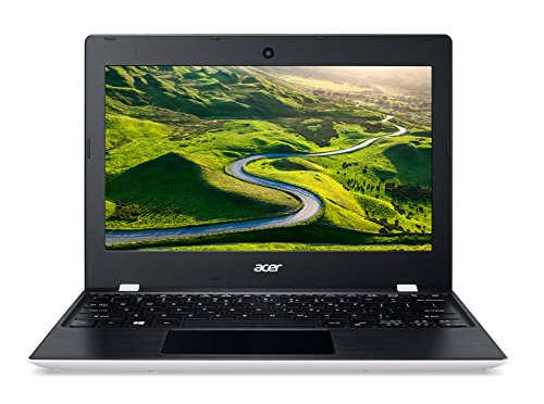Acer Aspire One Cloudbook 11 AO1-132-C5MV 11.6 inch Notebook (Intel Celeron N3050, 2 GB, 32 GB, eMMC, Windows 10) - White/Black