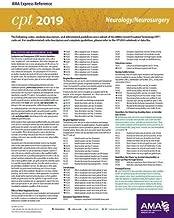 Erc-CPT 2019 Neurology/Neurosurgery