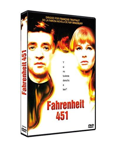 Fahrenheit 451 DVD 1961