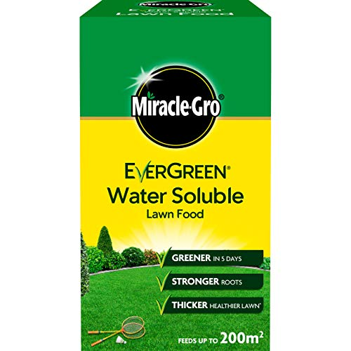 Miracle-Gro 11149 Water Soluble Lawn Food 1 kg
