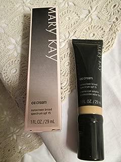Mary Kay CC Cream Sunscreen Broad Spectrum SPF 15 ~ Deep