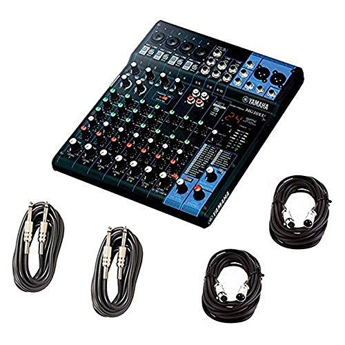 Yamaha MG10XU 10 Input Stereo Mixer