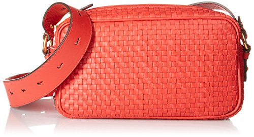 Cole Haan Damen Umhängetasche, Handtasche, Aura Orange, Einheitsgröße
