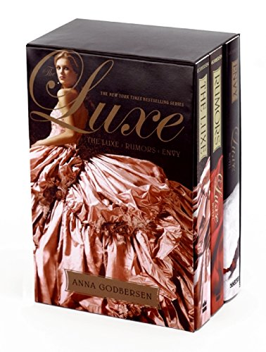 The Luxe Box Set: Books 1 to 3: The Luxe, Rumors, and Envy