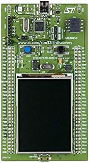 Development Boards & Kits - ARM Discovery kit with STM32F429ZI MCU New Order Code STM32F429I-DISC1 (Replaces STM32F429I-DISCO) (STM32F429I-DISC1)