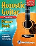 Acoustic Guitar Primer Book for Beginners - Deluxe Edition (Audio & Video Access)