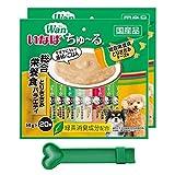 いなば ワンちゅ~る 総合栄養食 とりささみバラエティ (14g×20本入)2袋 ちゅ~るスプーン付