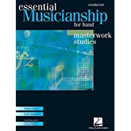 Essential Musicianship For Band - Concert Band - SCORE