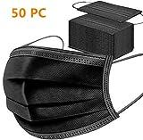 MaNMaNing Protección 3 Capas Transpirables con Elástico para Los Oídos Pack 50 unidades 20200723-MAN...