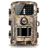 Campark Camera de Chasse 12MP 1080P Etanche IP56 Faune...