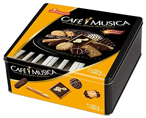 GRIESSON Cafe Musica 688613 2x500g