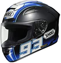 Shoei X-Twelve Helmet (Montmelo Marquez, Large)