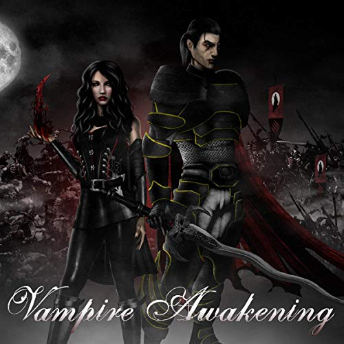 Vampire Audiobook By Klaus Mikaelson cover art