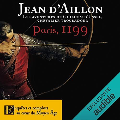 Paris, 1199 audiobook cover art