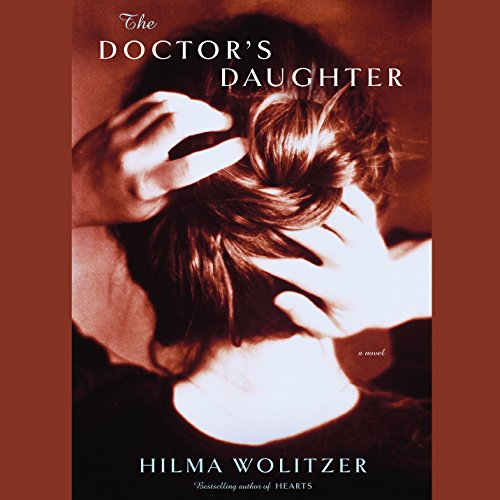 The Doctor's Daughter audiobook cover art