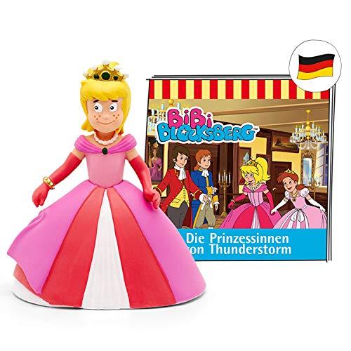 tonies Hörfiguren für Toniebox - Bibi Blocksberg - Die Prinzessinnen von Thunderstorm - ca. 42 Min. - Ab 4 Jahre -DEUTSCH