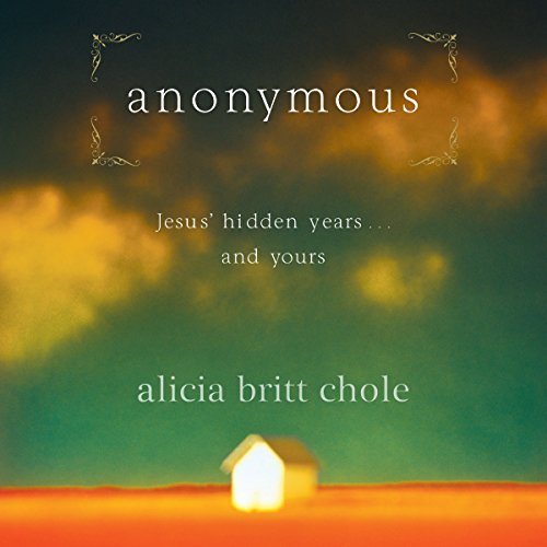 Anonymous audiobook cover art