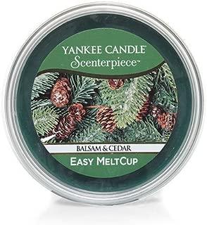 Scenterpiece Easy MeltCup 2.2oz - Yankee Candle Balsam & Cedar