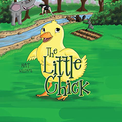 The Little Chick Audiobook By Nat Williams cover art