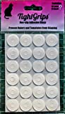 TightGrips Non-Slip Grips for Quilt Templates - 48 Pieces Total - 24 Large & 24 Small