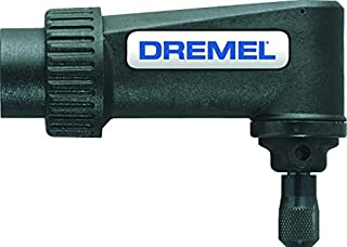 Dremel 575 Right Angle Attachment, Right Angle Drill Adapter for Rotary Tool