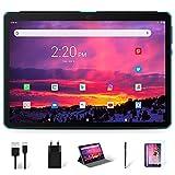 Tableta 10 Pulgadas 8-Core 1.6 GHz Procesador Android 10 Pro 4GB RAM 64GB ROM MEBERRY 1280*800 IPS Tablet, 128GB Ampliable | 8000mAh | Cámara(5MP+8MP) | Bluetooth | GPS | Google GMS, Solo WIFI, Azul