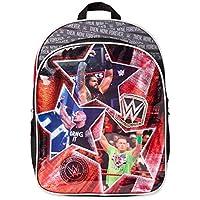 WWE World Wrestling Triple Threat Backpack