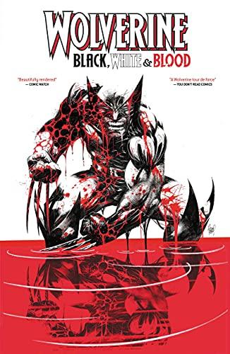 Wolverine: Black, White & Blood Treasury Edition