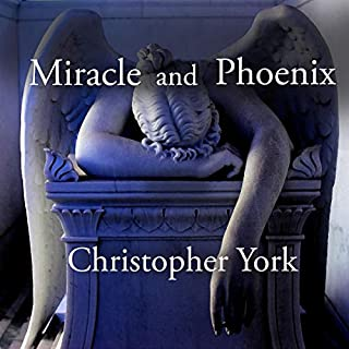 Miracle and Phoenix audiobook cover art