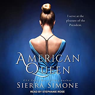 American Queen     American Queen Series, Book 1              By:                                                                                                                                 Sierra Simone                               Narrated by:                                                                                                                                 Stephanie Rose                      Length: 12 hrs and 30 mins     16 ratings     Overall 4.6